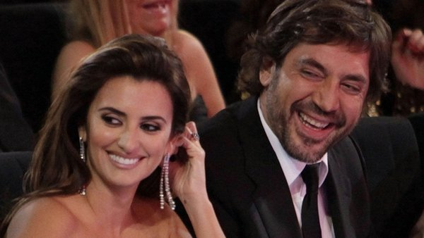 Cruz, Bardem - The couple are celebrating the arrival of their first child