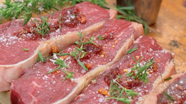 Meat and livestock exports increased by €128m last year