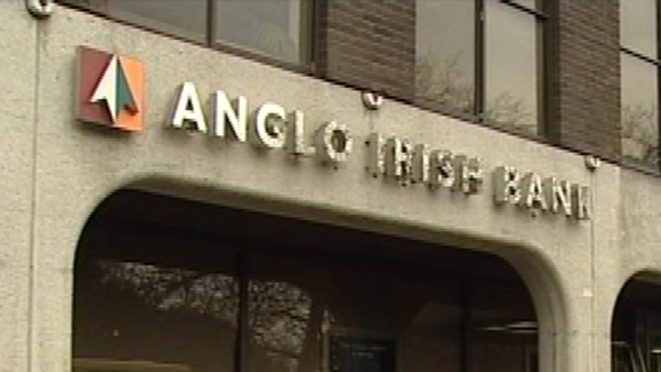 Anglo Irish Bank - Investigation ongoing