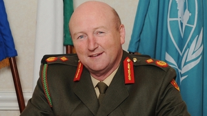 Lieutenant General Seán McCann is due to retire as Chief of Staff in August