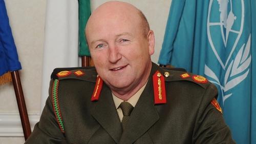 Lieutenant General Seán McCann is due to retire as Chief of Staff in August
