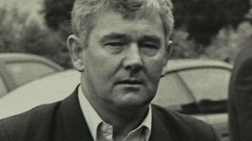 John Gilligan - Claims gambling was his main source of income