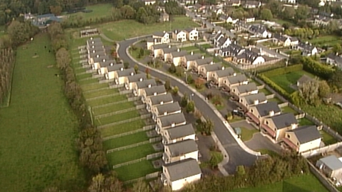 Dublin house owners - To pay half of all tax collected nationwide