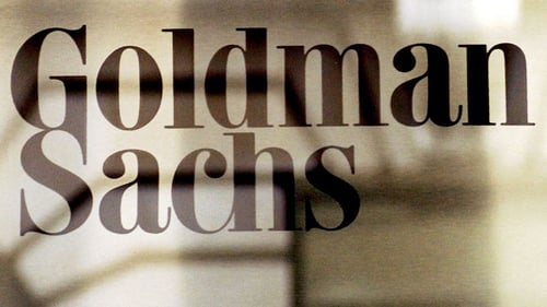 Earnings at Goldman Sachs rose to $1.95 billion in Q2.