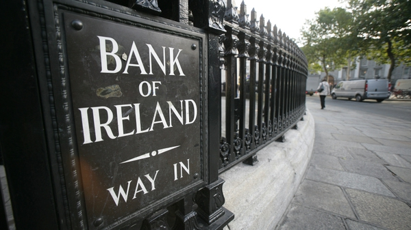 Bank of Ireland - New shares will be offered to existing shareholders for 10c