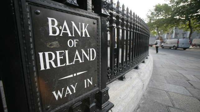 The bank says that mortgage arrears and small businesses in trouble remain its key priorities