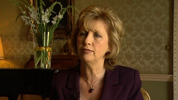 President McAleese - Said Ireland was determined to put awful period behind it