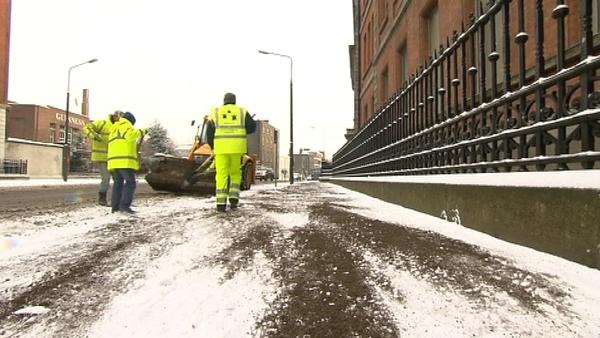 Roads - Motorists urged to take care
