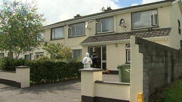 Newbridge - Body found in a house at Moorefield Park