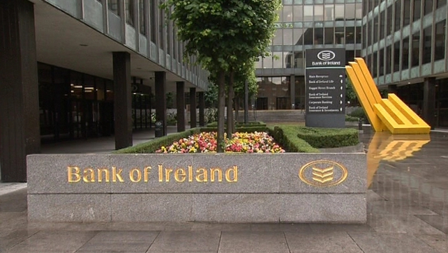 Bank of Ireland - Sale of shares suspended tomorrow