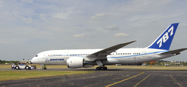 Boeing Dreamliner was grounded by US authorities as well as several airlines around the world