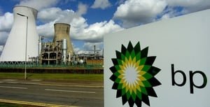 BP's second quarter profits drop by 25%