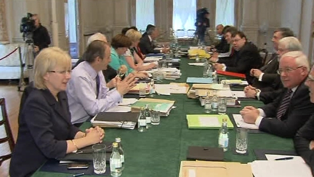 Cabinet - All-day talks on the economy