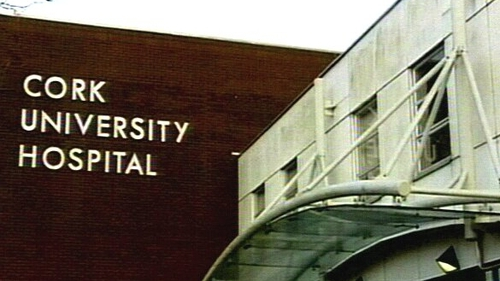 The man was pronounced dead at Cork University Hospital