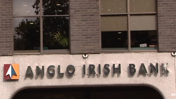 Anglo Irish Bank - Internal presentation