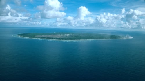 Asylum-seekers sent to Nauru are blocked from being resettled in Australia even if found to be refugees