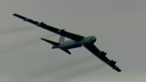Airshow - Two-hour display in Bray