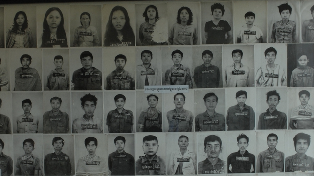 Victims - Up to 1.7m people died during the Khmer Rouge's four years of rule
