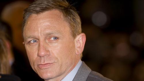 Craig - Back on screens as Bond next year