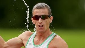 Rob Heffernan: 20km and 50km race walk