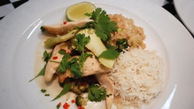 Thai Sweet Chilli Chicken
