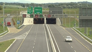 The Limerick tunnel was built at a cost of €800m