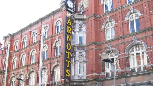 Arnotts has been closed since the middle of March due to the Covid-19 restrictions