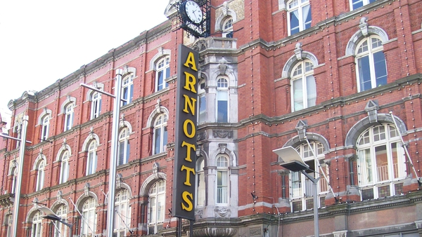 Arnotts built up nearly €400m of debt prior to the recession by purchasing property around its location