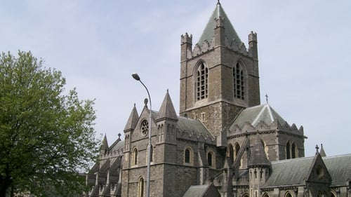 The latest relic theft was at Christ Church Cathedral