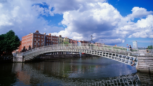 Paschal Donohoe said Dublin is a 'young, vibrant, happening city'