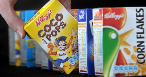 Kellogg's has cut the level of sugar in its Coco Pops cereal by 40%