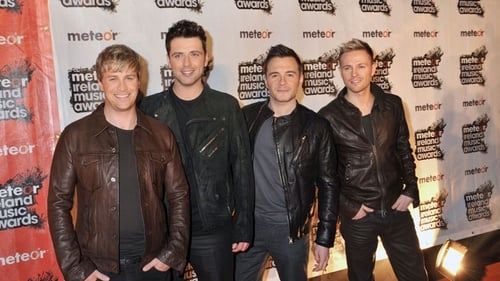 Westlife have moved on to new pastures