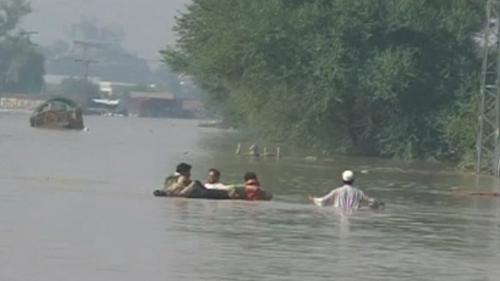 Pakistan - Three days of torrential rain