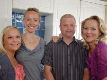 Take on the Takeaway: Clodagh McKenna, Lisa and Christopher Nolan