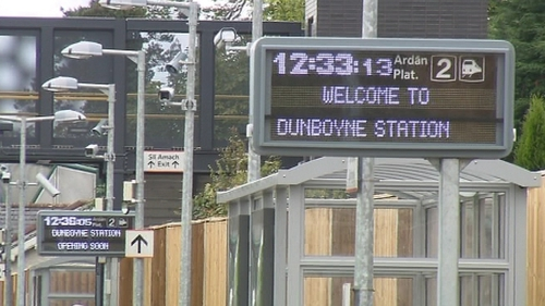 Dunboyne - Journey to Dublin will take 27 minutes