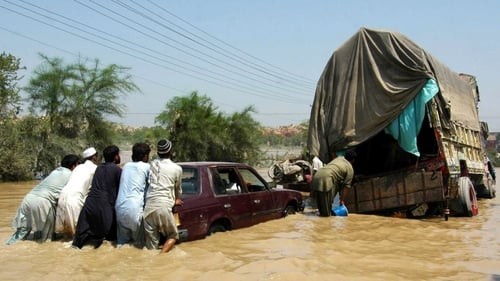 Risalpur - Some 4m people has been hit by the monsoon rains