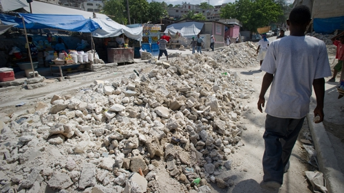 Haiti - Total death toll from the earthquake was around 222,500 people