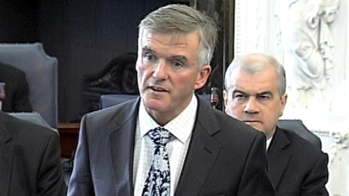 Ivor Callely - Complaint regarding expenses claims
