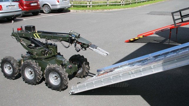 Device made safe by army in Co Louth