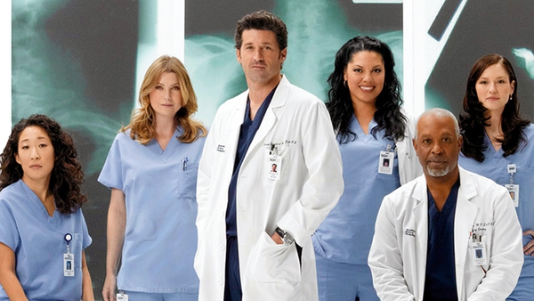 Grey's Anatomy - New series begins on American television at the end of the month