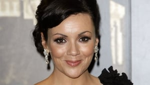 Martine McCutcheon - ''I'm fine watching the others, but the minute I'm on screen, I walk out of the room. I can't bear it.''