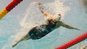 Grainne Murphy will contest next week's National Swimming Championships at the NAC