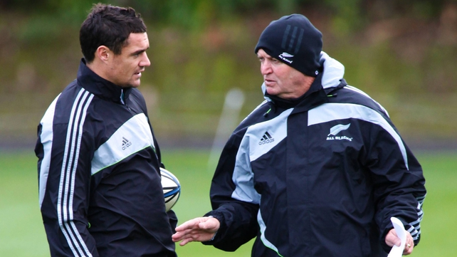 Dan Carter and Graham Henry's All Blacks were too good for England at Twickenham this Saturday