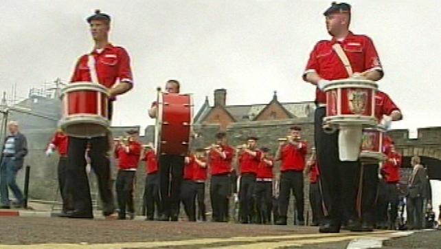 Derry - Apprentice Boys' parade