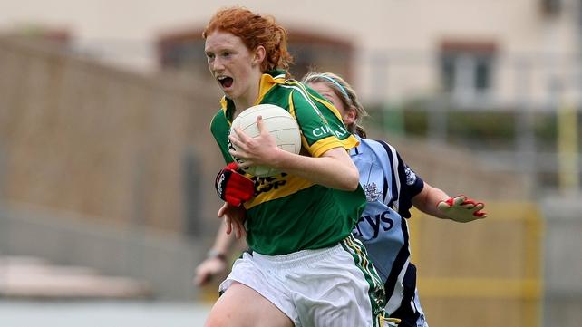 Louise Ní Mhuircheartaigh gave Kerry the edge aga