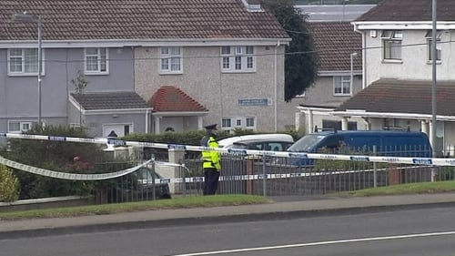 Finglas - Man shot dead in front of his two children