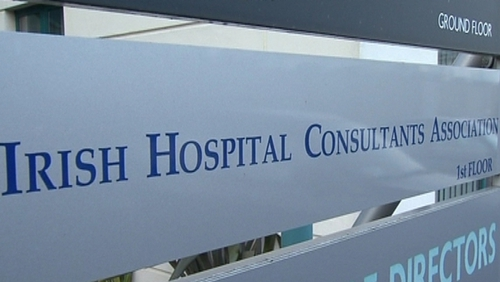 The annual conference of theIrish Hospital Consultants Association (IHCA) is taking place in Kilkenny
