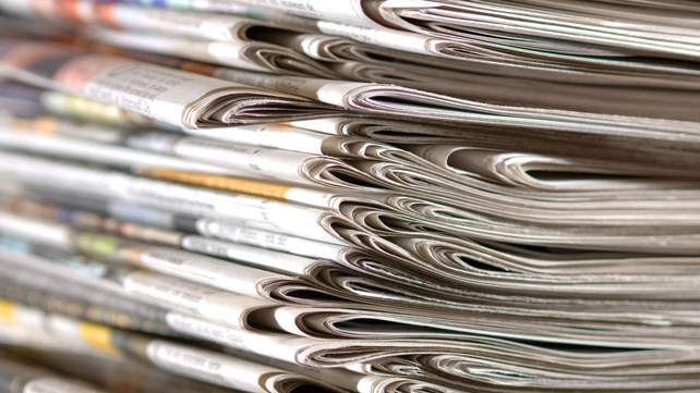 The newspaper group saw profit fall in the first half of the year