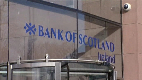 Bank of Scotland (Ireland) - Higgins heads talks team