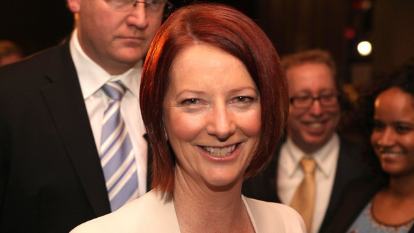 Julia Gillard - Will provide 'stable and effective government'